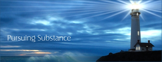 pursuing substance